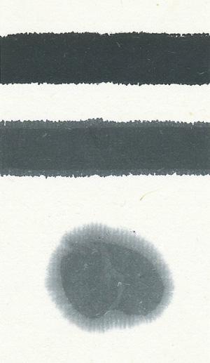 聖品(水墨画用墨)の色見本